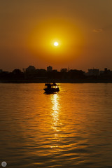 Sunset at Phnom Penh [KH] (ta92310) Tags: travel cambodge cambodia khmer winter hiver 2019 history histoire architecture tsar marche market central thmay downtown phnompenh 1937 indochine cityscape landscape paysage city sunset soleil sun