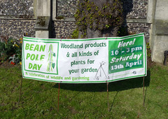 Bean Pole Day, 2019 (karenblakeman) Tags: caversham uk april 2019 beanpoleday cavershamcourtgardens reading berkshire