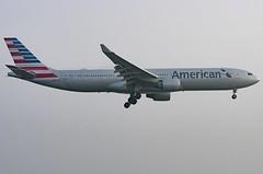N275AY / Airbus A330-323E / 370 / American Airlines (A.J. Carroll (Thanks for 1 million views!)) Tags: n275ay airbus a330323e a330300e a330300 a333 a330 333 330 370 pw4168a americanairlines oneworld bphr a2b926 london heathrow lhr egll 09l