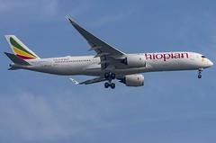 ET-AWM / Airbus A350-941 / 289 / Ethiopian Airlines (A.J. Carroll (Thanks for 1 million views!)) Tags: etawm airbus a350941 a350900 a350 a359 350 359 289 trentxwb84 ethiopianairlines staralliance albd 040170 london heathrow lhr egll 09l