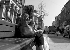 Seated street candid in Preston (Tony Worrall) Tags: street streetphotography urban candid people person capture outside outdoors caught photo shoot shot picture captured picturesinthestreet photosofthestreet preston lancs lancashire city welovethenorth nw northwest north update place location uk england visit area attraction open stream tour country item greatbritain britain english british gb buy stock sell sale ilobsterit instragram photosofpreston bench seat