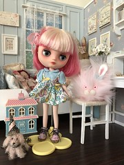 """Tansy is dreaming of Easter💕 • <a style=""""font-size:0.8em;"""" href=""""http://www.flickr.com/photos/149220036@N08/33759168918/"""" target=""""_blank"""">View on Flickr</a>"""