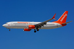 C-FPRP (Sunwing Airlines) (Steelhead 2010) Tags: sunwingairlines boeing b737 b737800 yyz creg cfprp