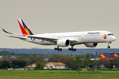 Philippine Airlines' last Airbus A350-900 XWB (David B. - just passed the 7 million views. Thanks) Tags: airbus airbusa350900 philippine philippines philippineairlines a350 toulouse midipyrénées hautegaronne france occitanie pal airlines airline airliner jet flight airplane aircraft airport air plane sky cockpit avion aviation airbusa350xwb a350xwb a350900 a350941 airbusa350900xwb airbusa350 landing land runway a6000 ilce6000 sonya6000 sonyilce6000 fe100400mm sonyfe100400mmf4556gmoss 100400mm rpc3508 303 msn303 fwzhi