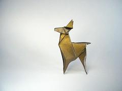Deer - Ladislav Kaňka (Rui.Roda) Tags: origami papiroflexia papierfalten veado deer ladislav kaňka