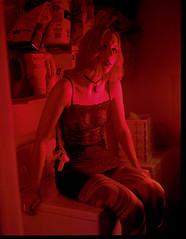 19.4.17 betsy/lilly (sunburstbox) Tags: film color photoshoot kodak portra lomo lomography 35mm medium format 645 800