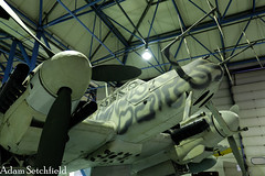 Messerschmitt Bf 110G-2 (Adam Setchfield Photography) Tags: messerchmitt me110 hendon luftwaffe wknr730301