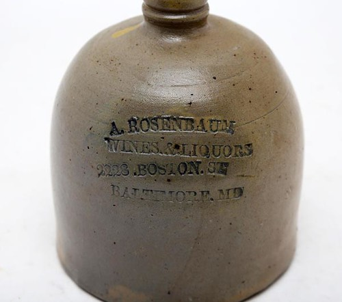 Dover, Delware Whiskey Merchants Adv. (257.00)