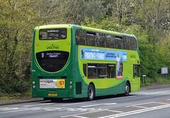 1616 HJ16HSF (PD3.) Tags: adl enviro 400 1616 hj16hsf hj16 hsf isle wight iow bus buses hampshire hants england uk ryde newport southern vectis