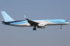 G-OOBC 18042019 (Tristar1011) Tags: ebbr bru brusselsairport tcsworldtravel boeing 757200 b752 goobc tui explorer worldtour