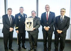 US Special Forces Gift Presentation (JFKLibrary) Tags: jfklibrary us special forces