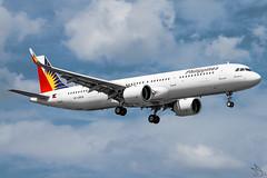 Philippine Airlines - Airbus 321-271N / RP-C9936 @ Manila (Miguel Cenon) Tags: pal pr pala320 pala321 pra321 pra320 airbus airbusa321 a321 airbusa320 airplanespotting airplane appgroup apegroup airport manila naia d3300 philippines planespotting ppsg nikon aircraft jet lines field rpll plane philippineairlines narrowbody sky window pal321neo pal321n airbusa320neo airbusa321neo a320n a321neo rpc9936