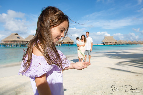 Family Photos - Conrad Bora Bora