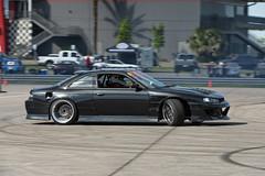 DSC_0953 (Find The Apex) Tags: nolamotorsportspark nodrft drifting drift cars automotive automotivephotography nikon d800 nikond800 nissan 240sx nissan240sx s14