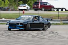 DSC_1022 (Find The Apex) Tags: nolamotorsportspark nodrft drifting drift cars automotive automotivephotography nikon d800 nikond800 nissan 240sx nissan240sx s14