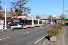 2019-02-16, VBL, Kriens, Kupferhammer (Fototak) Tags: trolleybus filobus obus maxitrolleybus rbus luzern switzerland hess swisstrolley ligne1 410 vbl