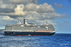 Koningsdam (Andre Velho Cabral) Tags: holland america cruise azores
