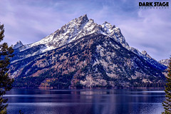 (DarkStagePhotography) Tags: landscape photography lakes sunset lake water feature wilderness natural gtnp grand teton nature outdoors hiking backcountry forest national park backpacking adventure