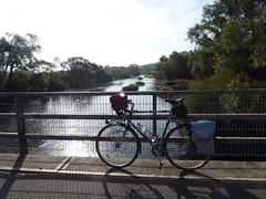 P1070691 (Germoney €) Tags: 2018 deutschland fluss germany guxhagen hessen radtour river biketrip bicycletrip eder anraff brücke fahrrad