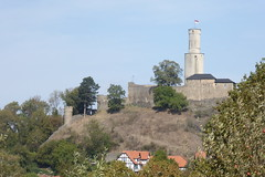 P1070697 (Germoney €) Tags: 2018 deutschland fluss fulda fuldaradweg germany guxhagen hessen radtour river biketrip bicycletrip kloster cloister kirche church breitenau