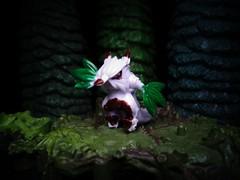 Shiftry (ridureyu1) Tags: pokemon pocketmonster nintendo jfigure toy toys actionfigure toyphotography sonycybershotsonycybershotdscw690