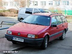 Volkswagen Passat B3 Variant CL (Adrian Kot) Tags: volkswagen passat b3 variant cl