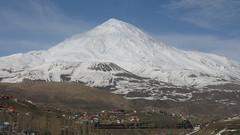 Damavand y Polour (Edu Astudillo) Tags: irán 2019 nieve snow esqui esquidemontaña skimo skitouring tochal
