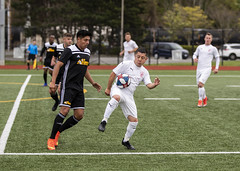 190418-N-XK513-1760 (Armed Forces Sports) Tags: 2019 armedforces sports soccer championship army navy airforce marinecorps coastguard usaf usmc uscg everett cismusa armedforcessoccer armedforcessports navalstationeverett wash unitedstatesofamerica