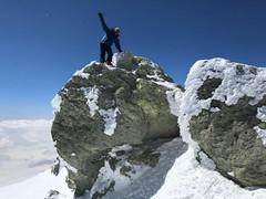 Cumbre (Edu Astudillo) Tags: irán 2019 nieve snow esqui esquidemontaña skimo skitouring ski damavand