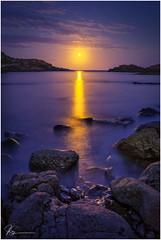 Moonrise Portrait... (e0nn) Tags: pentaxdfa1530wr hdpentaxdfa1530mmf28edsdmwr pentax pentaxk1 ricoh luminar3 skylum affinityphoto shellharbour bushrangersbay moonrise moon night nocturnal steveselbyphotography steev steveselby