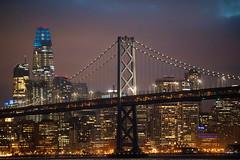 Girl, We Couldn't Get Much Higher (Thomas Hawk) Tags: america bayarea baybridge california sf sfbayarea sanfrancisco usa unitedstates unitedstatesofamerica bridge fav10 fav25 fav50 fav100