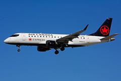 C-FRQP (Air Canada EXPRESS - Sky Regional) (Steelhead 2010) Tags: aircanada aircanadaexpress skyregional embraer emb175 yyz creg cfrqp