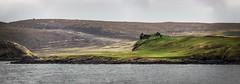 Duntulm Castle 1 4p (Bilderschreiber) Tags: duntulm castle burg ruine scotland schottland uk regen rain landschaft landscape coast küste