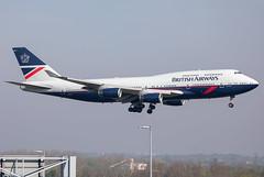 G-BNLY // British Airways // Landor // B747-436 (SimonNicholls27) Tags: heathrow british airways lhr landor egll 747 747436 boeing 747400 ba
