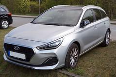 2017 Hyundai i30  Kombi Front (Joachim_Hofmann) Tags: auto fahrzeug verbrennungsmotor ottomotor kombi kraftfahrzeug kfz