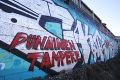 Pispala (Thomas_Chrome) Tags: graffiti streetart street art spray can wall walls fame gallery pispala tampere suomi finland europe nordic chrome