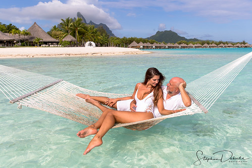 Kate & Bob - The St. Regis Bora Bora