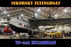 VS-44 (f4fwildcat...Tom Andrews Photography) Tags: newenglandairmuseum sikorsky goodyear boeing lockheed flying tomandrewsphotography