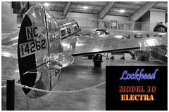 Model 10 Electra (f4fwildcat...Tom Andrews Photography) Tags: newenglandairmuseum sikorsky goodyear boeing lockheed flying tomandrewsphotography