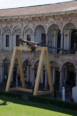 Milano Design Week 2019 (mangaddicted) Tags: europe fuorisalone milano statale tortonadistrict university architects architecture colorful contemporary contemporaryarchitecture contemporaryart design environment funny innovation italy present reportage thinking