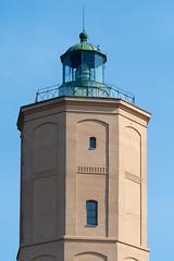 Top of the lighthouse (JarkkoS) Tags: 70200mmf28efledvr boat boating bright d500 finland light lighthouse porvoo sea söderskär söderskärlighthouse söderskärinmajakka tc17eii uusimaa water
