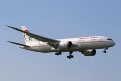CN-RGS - LHR (B747GAL) Tags: royal air maroc boeing b7878 dreamliner lhr heathrow egll cnrgs