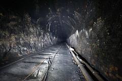 Draycott Cross Coal mine (Newage2) Tags: derelict abandoned mine tunnel railway draycottcross draycott underground staffordshire coalmine