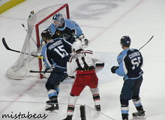 Puck Is Over There (mistabeas2012) Tags: milwaukee admirals