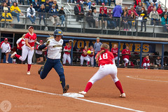 JD Scott Photography-Michigan Softball-Indiana University-4.28.17-mgoblog-0277 (J.D. Scott Photography) Tags: 2017 annarbor april jdscottphotography michigan michigansoftball sports universityofmichigan mgoblog
