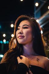 Vanessa-21 (Supreme_asian) Tags: portrait san jose downtown girlmodel model girl light bokeh lights low film canon t5i sigma 1835mm sjsu vans
