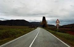 La strada (michele.palombi) Tags: strada tuscany film 35mm negativo colore