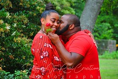 Puzzle Pieces (keepinitrealcreations) Tags: savethedate couple smooch kisses love nc raleigh arboretum roses red garden photography photo photoshoot inlove