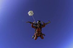 (Magic.skydiving) Tags: skydiving sky jump happy chile