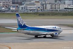 Fukuoka Airport 2019.4.13 (16) (double-h) Tags: omd em1markii omdem1markii lumixgxvariopz45175mmf4056asphpowerois rjff fuk fukuokaairport 福岡空港 airplane 飛行機 observationdeck 展望デッキ